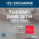 1031 Exchange Class – June 19, 2018 1-4 PM